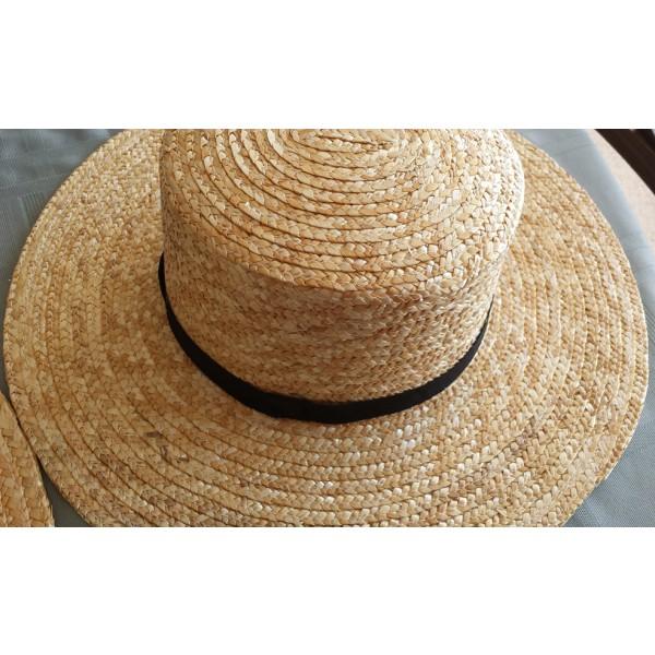 amish straw hat, amish hat,