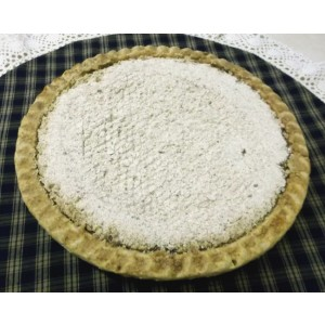 dutch haven, shoo-fly pie